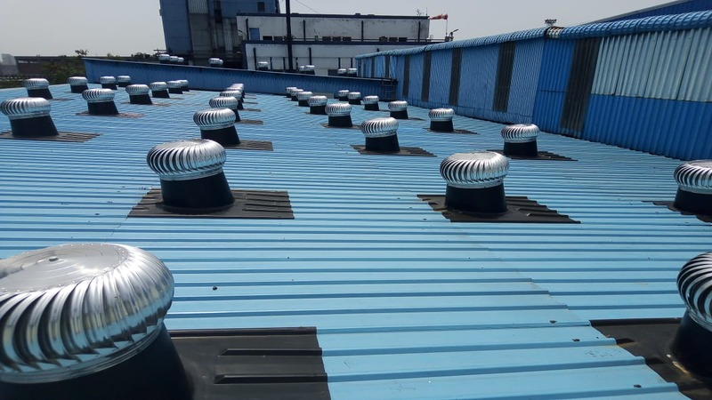 roof top ventilator eview global
